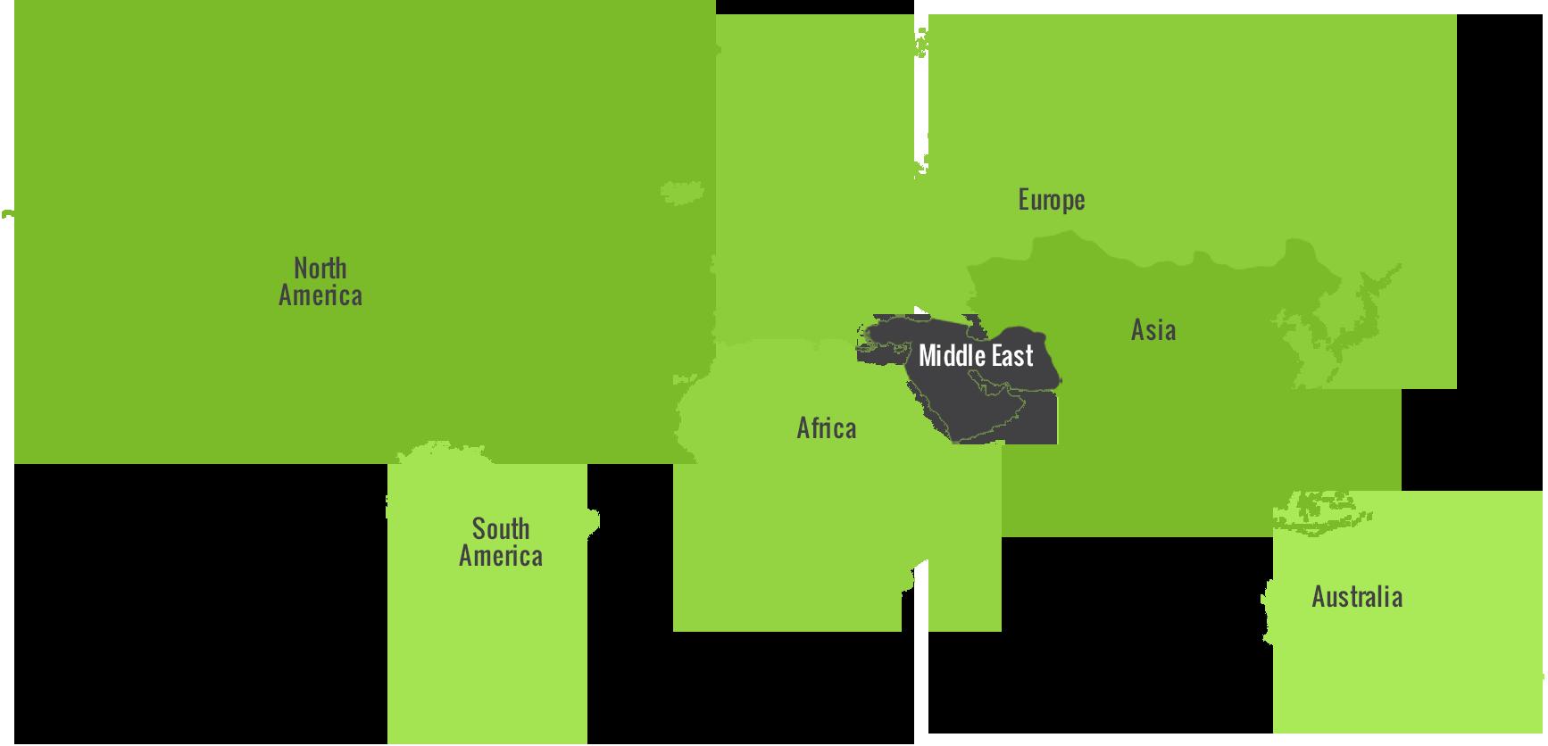 Worldwide Locations Landis Gyr