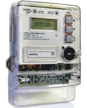 E250 – Three Phase Direct Connected Static Energy Meter