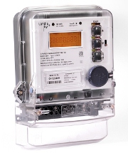 E650 – Three Phase CT/PT and CT Connected Static Energy Meter