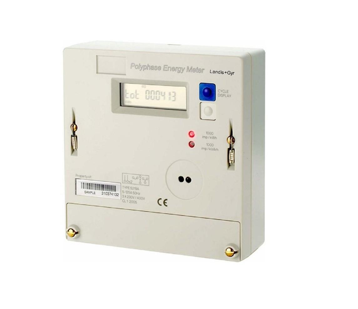 Electricity Meters Landis Gyr