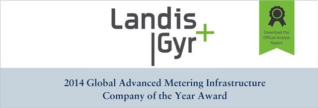 Landis+Gyr Applauded for Developing Innovative Smart Grid Technologies